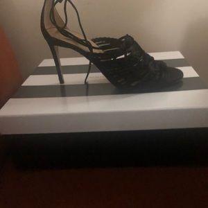 Aquazzura Black Heels